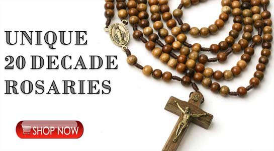 For Religious Jewelry Saint Benedict Rosaries Full Twenty Decade