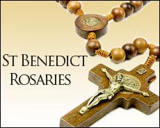 St. Benedict Rosaries
