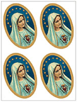 Catholic Stickers