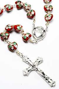 Cloisonne Rosaries