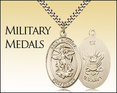 Catholic Military Medals