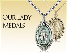 Our Lady & Miraculous Medals