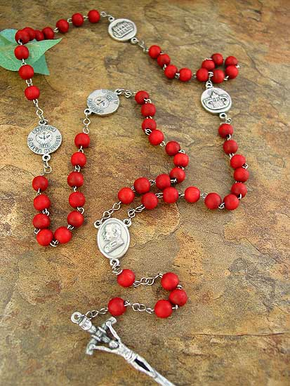 Rose Rosaries