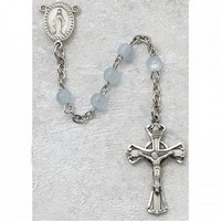 Silver Rosaries