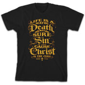 The Cure Christian T-Shirt