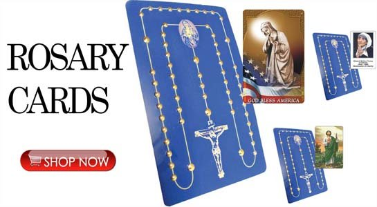 Shop for Rosary Cards